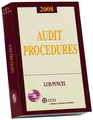 9780808091233: Audit Procedures, 2008 (with CD-ROM)