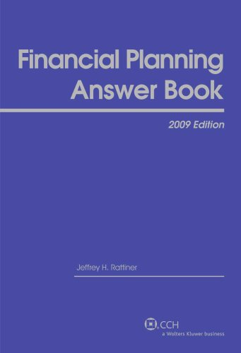 9780808092179: Financial Planning Answer Book (2009)