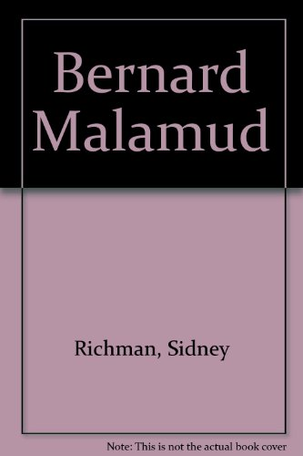 9780808400608: Bernard Malamud