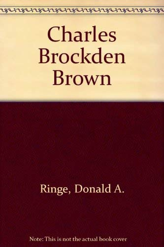 9780808400714: Charles Brockden Brown