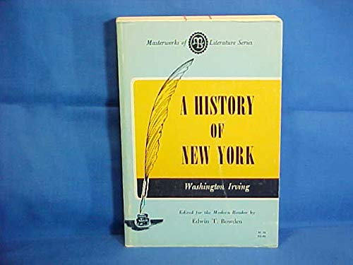 9780808401599: History of New York