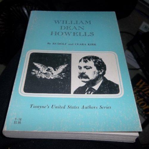 9780808403241: William Dean Howells