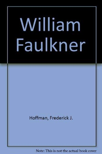 9780808403265: William Faulkner