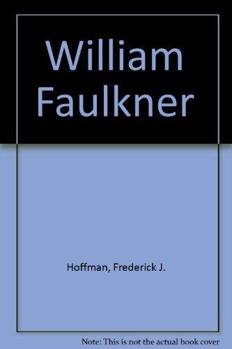 9780808403265: William Faulkner
