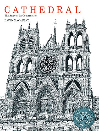 9780808507666: Cathedral: The Story of Its Construction