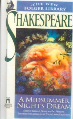 9780808508960: A Midsummer Night's Dream (Folger Library General Reader's Shakespeare)