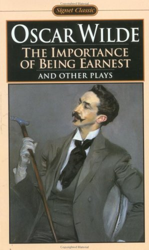 9780808510000: The Importance of Being Earnest and Other Plays