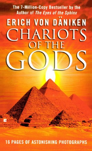 Chariots Of The Gods (Turtleback School & Library Binding Edition) (9780808511120) by Erich Von Daniken