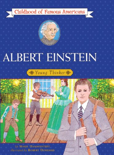 ISBN 9780808513490 product image for Childhood of Famous Americans: Albert Einstein : Young Thinker | upcitemdb.com