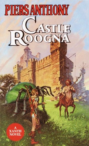 9780808522133: Castle Roogna (Turtleback School & Library Binding Edition) (Xanth)