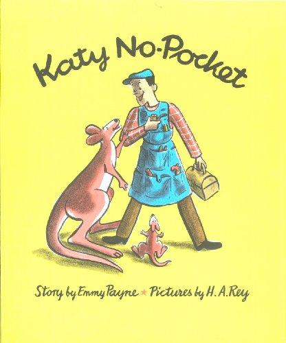 Katy No-Pocket (Turtleback School & Library Binding: Emmy Payne; Illustrator-H.