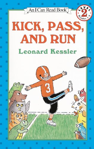 9780808526537: Kick, Pass, And Run (Turtleback School & Library Binding Edition) (I Can Read Books: Level 3)