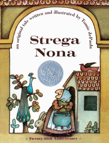 Strega Nona (Turtleback School & Library Binding Edition) (0808527223) by dePaola, Tomie