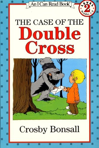 The Case Of The Double Cross (Turtleback School & Library Binding Edition) (Trophy I Can Read ...