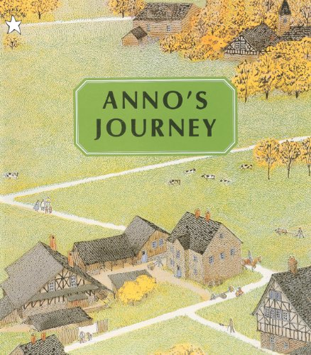 Anno's Journey (Turtleback School & Library Binding Edition) (0808529862) by Mitsumasa Anno