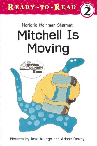 9780808533887: Mitchell Is Moving (Turtleback School & Library Binding Edition) (Ready-To-Read Level 2)