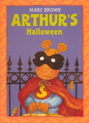 9780808535430: Arthur's Halloween (Turtleback School & Library Binding Edition) (Arthur Adventures)