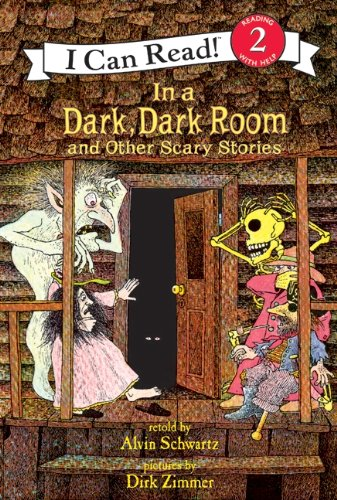 In A Dark, Dark Room, And Other Scary Stories (Turtleback School & Library Binding Edition) (0808537636) by Schwartz, Alvin