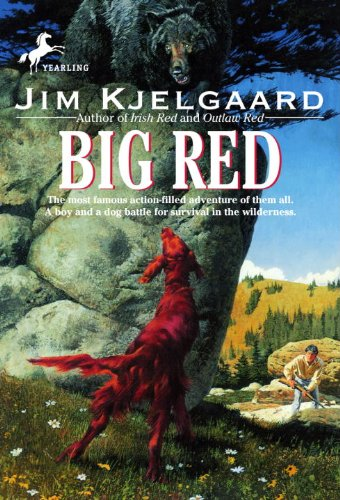 9780808538929: Big Red (Turtleback School & Library Binding Edition)