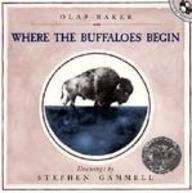9780808549406: Where the Buffaloes Begin