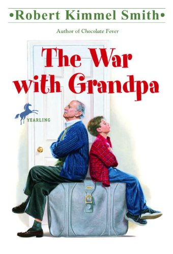 9780808550112: The War With Grandpa (Turtleback School & Library Binding Edition) (Yearling)