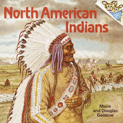 North American Indians (0808551507) by Gorsline, Douglas W.; Gorsline, Marie
