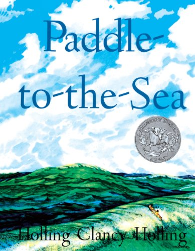 9780808551515: Paddle-To-The-Sea (Turtleback School & Library Binding Edition)