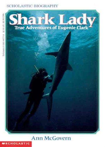 Shark Lady (Turtleback School & Library Binding Edition): McGovern, Ann
