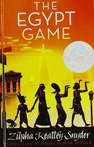 9780808553038: The Egypt Game (Turtleback School & Library Binding Edition)
