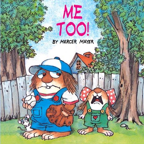 9780808563938: Me Too! (Turtleback School & Library Binding Edition) (Golden Look-Look Books)