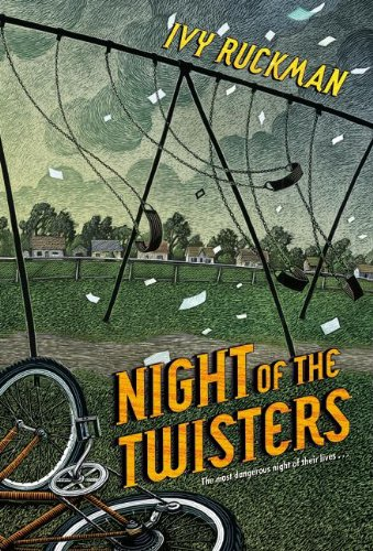 Night Of The Twisters (Turtleback School & Library Binding Edition): Ivy Ruckman