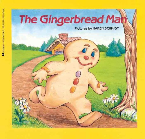9780808573456: The Gingerbread Man (Turtleback School & Library Binding Edition)