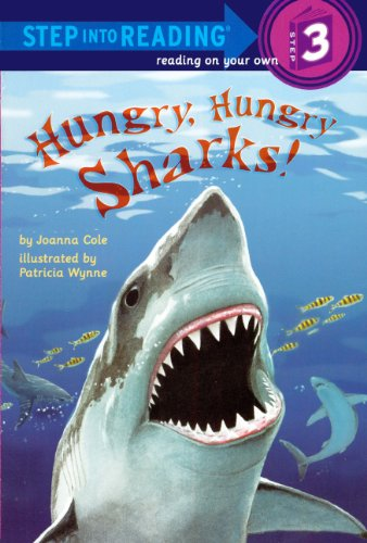 9780808573791: Hungry, Hungry Sharks (Turtleback School & Library Binding Edition) (Step Into Reading: A Step 2 Book (Pb))