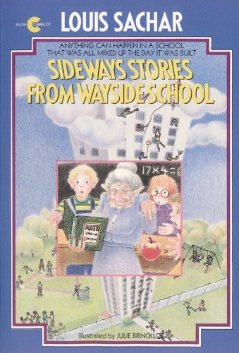 Sideways Stories From Wayside School (Turtleback School & Library Binding Edition) (0808574434) by Sachar, Louis