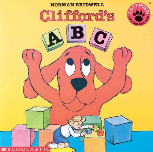 9780808575627: Clifford's ABC (Turtleback School & Library Binding Edition) (Clifford the Big Red Dog)