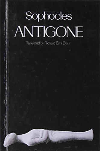 9780808577454: Antigone (Greek Tragedy in New Translations)