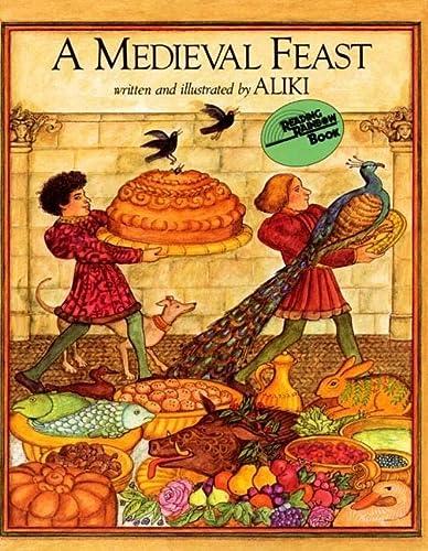 9780808579397: A Medieval Feast (Turtleback School & Library Binding Edition) (Reading Rainbow Books)