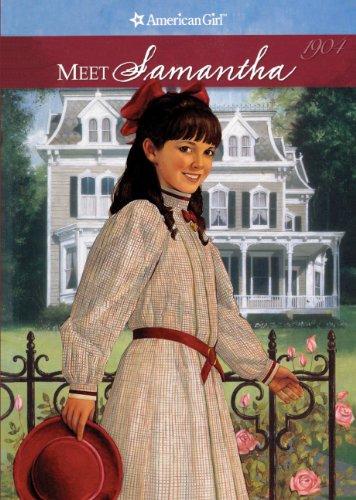 9780808579908: Meet Samantha, An American Girl (Turtleback School & Library Binding Edition) (American Girls Collection: Samantha 1904)