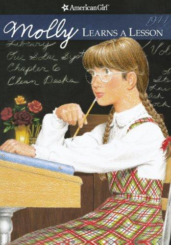 Molly Learns A Lesson (Turtleback School &: Valerie Tripp