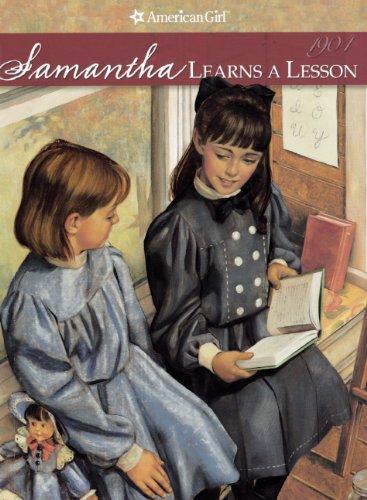 9780808580058: Samantha Learns A Lesson (Turtleback School & Library Binding Edition) (American Girls Collection: Samantha 1904)