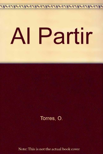 9780808581338: Al Partir (Spanish Edition)