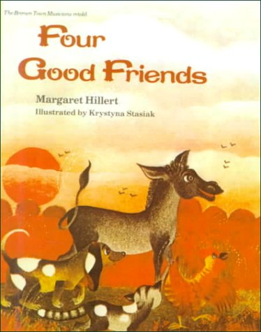 Four Good Friends: Margaret Hillert