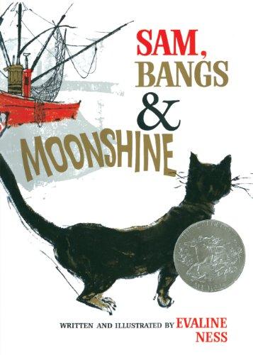 Sam, Bangs & Moonshine: Ness, Evaline, Ness,