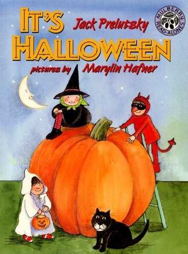 It's Halloween (Turtleback School & Library Binding Edition) (Mulberry Read-Alones) (9780808593973) by Jack Prelutsky