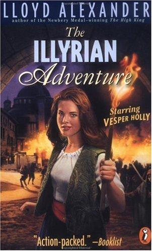 The Illyrian Adventure: Alexander, Lloyd