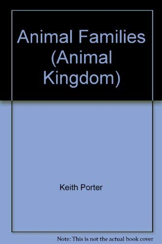 Animal Families (Animal Kingdom)