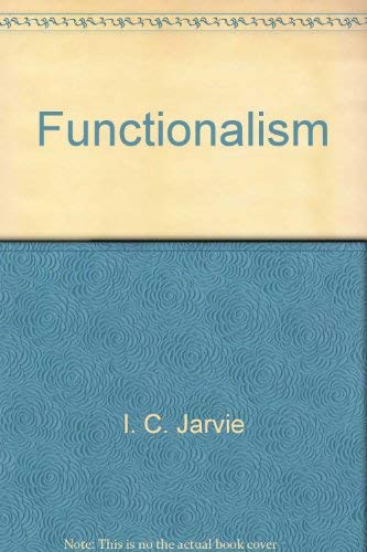 9780808710189: Functionalism (Basic concepts in anthropology)
