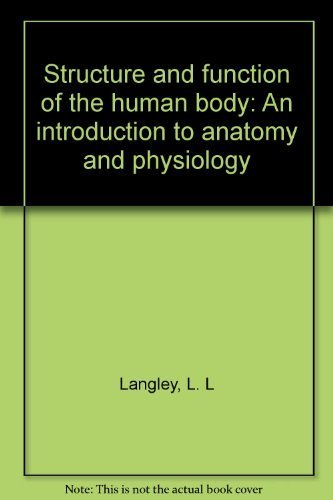 9780808712411: Structure and function of the human body: An introduction to anatomy and physiology
