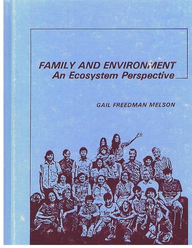 9780808713951: Family and environment: An ecosystem perspective