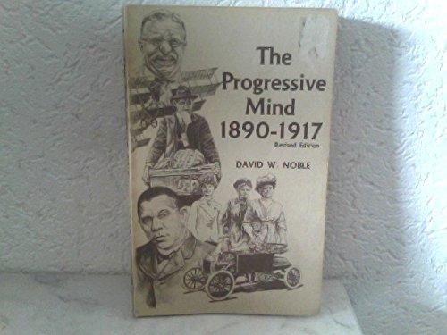 9780808714415: Progressive Mind, 1890-1917